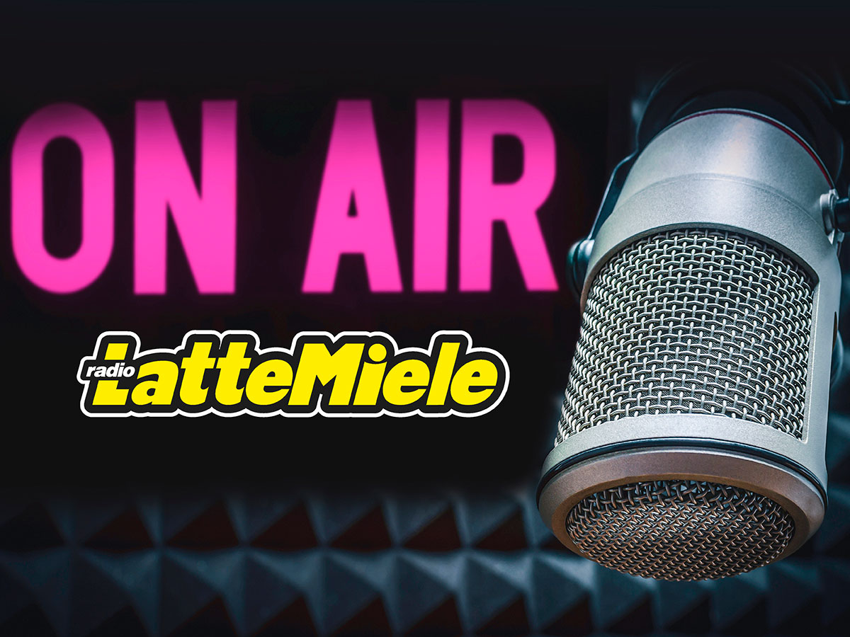 radio lattemiele on air