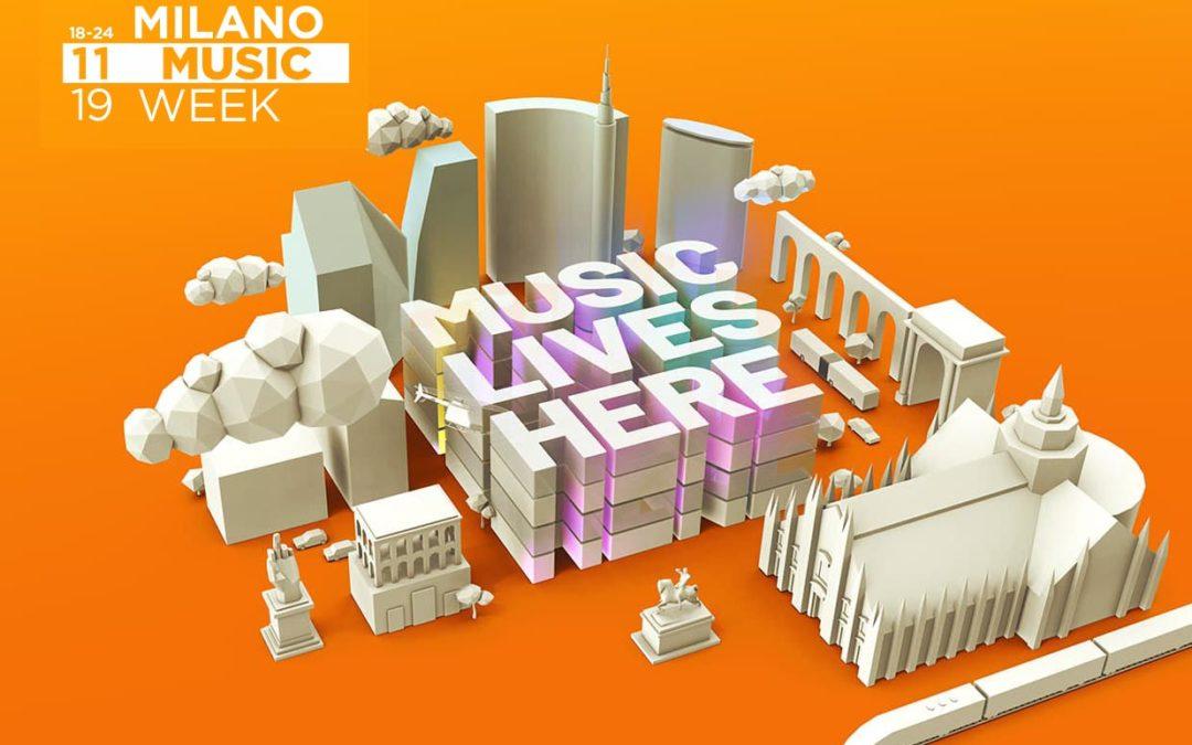 CantoITALIANO alla MILANO MUSIC WEEK 2019